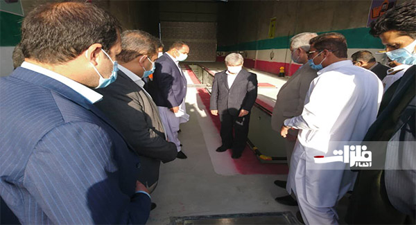 ۳ طرح تولیدی در بزمان سیستان و بلوچستان افتتاح و کلنگزنی شد