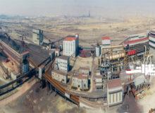 افتتاح کارخانه گندلهسازی مادکوش به دستور رییس جمهور