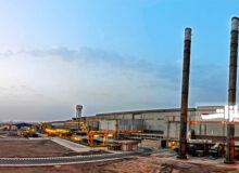 دریافت گواهینامه CE توسط فولاد اکسین خوزستان