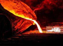 ثبت رکورد ۱۴۱ ذوب در فولادمبارکه