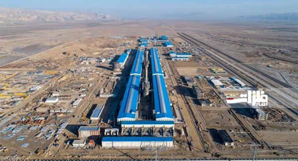 تحقق جهش تولید با راهاندازی کارخانه آلومینیوم جنوب