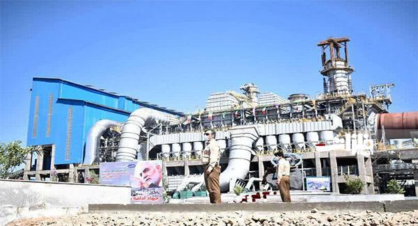 افتتاح کارخانه گندلهسازی سه چاهون بافق