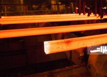 نگاهی به تغییرات تولید شمش در شرکتهای بزرگ فولادی
