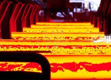 رشد ۶۷ درصدی واردات شمش فولادی