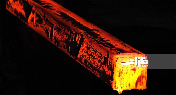 تولید شمش و محصولات فولادی افزایش یافت