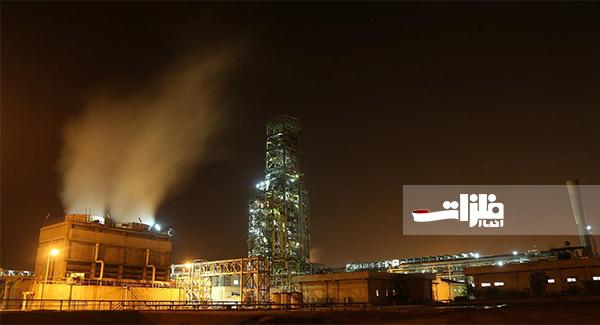 صبا فولاد خلیجفارس موفق به ثبت دو رکورد تولید شد