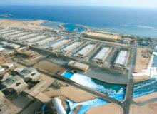افتتاح قطعه ۲ و سه خط انتقال آب از خلیج فارس به فلات مرکزی کشور