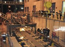 افتتاح طرح تکمیلی فولاد اسفراین