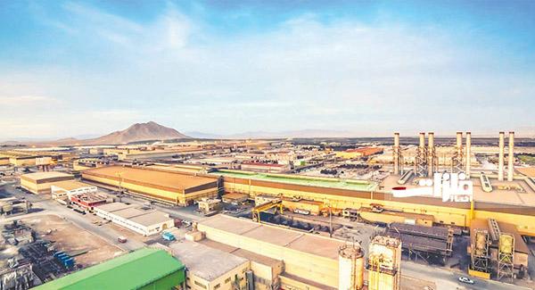 فولادمبارکه موفق به ثبت رکورد جدید در زمینه فروش و حمل محصولات