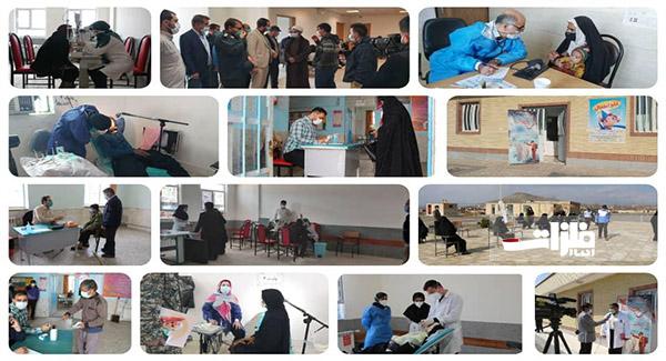 خدمات پزشکی شرکت مس در قالب اردوهای جهادی