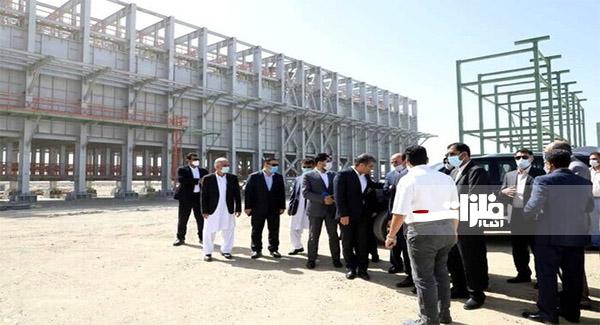فولاد مکران یکی از بزرگترین طرحهای صنعتی شرق کشور