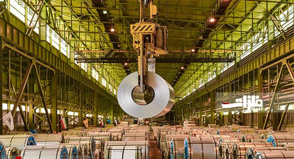 ثبت رکوردهای پیاپی در خطوط تولید شرکت فولادمبارکه