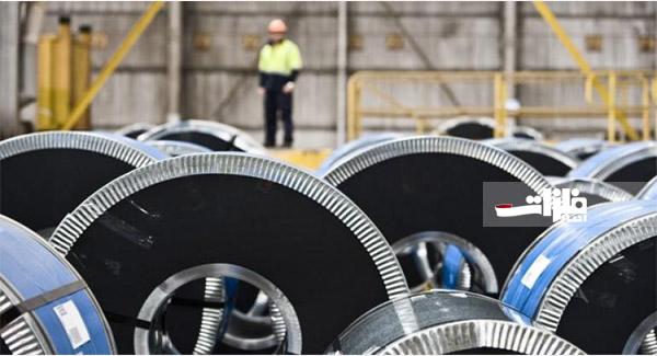 افزایش تقاضای چین در زمینه محصولات تخت فولادی