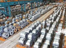 فولادمبارکه، بزرگترین تولیدکنند فولاد در کشور است