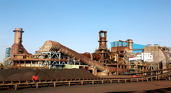 رکورد تولید گندله سنگآهن چادرملو پس از ۱۳ سال شکسته شد