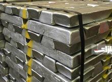 فراز و فرود قیمت آلومینیوم در بورس فلزات لندن