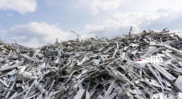 ضایعات آلومینیومی و مسی به چین وارد میشود