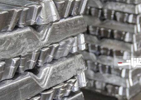 رشد ۶۱ درصدی تولید آلومینیوم