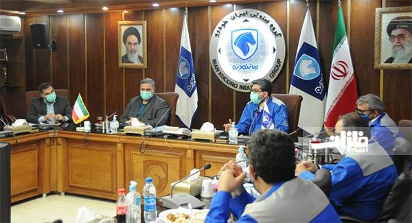 تلاش برای افزایش سهم ایران خودرو به ۴۰ درصد