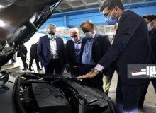 تاکید وزیر صمت بر تحقق شعار سال در صنعت خودرو