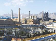 فروش ۱۲۴۰۰ مگاواتساعت برق توسط ذوبآهن به شبکه سراسری