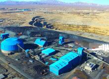 افزایش تولید سنگآهن سنگان در سال ۱۴۰۰