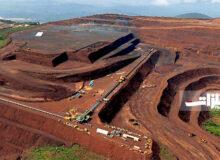 افت ۲ درصدی صادرات سنگآهن برزیل