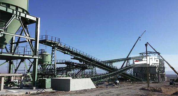 تلاش فولادمبارکه برای تامین مواد اولیه صنعت فولاد