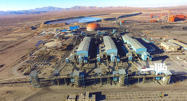 رشد ۶ درصدی کنسانتره سنگآهن شرکتهای بزرگ معدنی