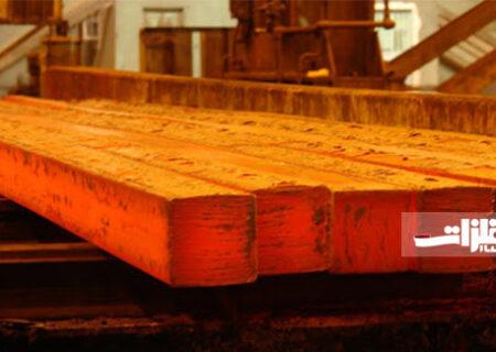 رشد ۸ درصدی تولید شمش فولادی