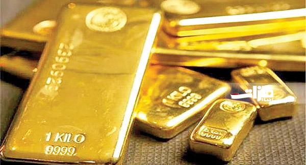 کاهش ۳ درصدی تولید جهانی طلا