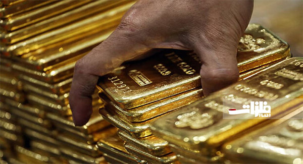 دلار سدی برای افت طلا شد