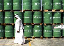 کاهش صادرات نفت عربستان در ماه فوریه