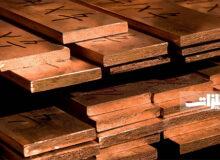 افت تولید جهانی فلز سرخ
