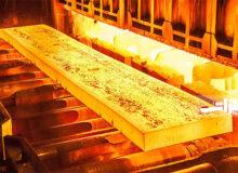 افزایش تولید کالاها در بخش معدن و صنایع معدنی