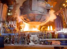رشد ۱۰ درصدی تولید فولاد جهان