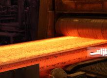 ثبت رکوردهای پیاپی در فولاد هرمزگان