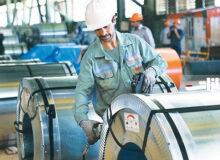 افزایش ۳ میلیون تنی تولید فولاد