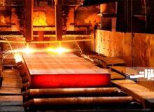 افت ۱۳٫۱ درصدی صادرات فولاد ایران