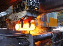 تولید ۸۰ هزار تن فولاد در مجتمع اسفراین