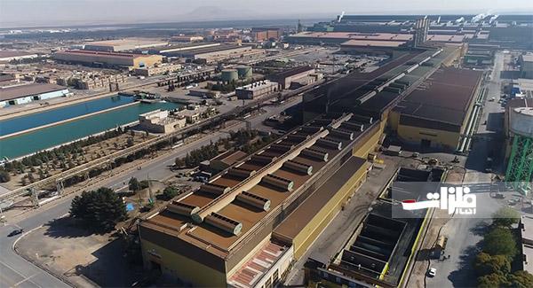 فولادمبارکه در تلاش برای کاهش واردات ورق به کشور