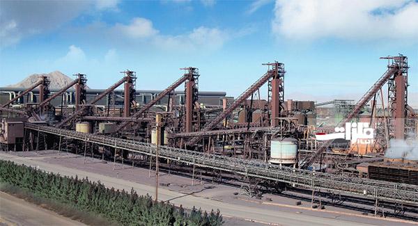 موفقیت دوباره فولادمبارکه در تولید آهناسفنجی