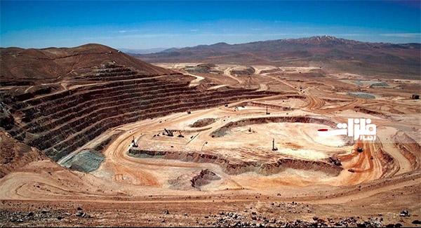 احتمال افزایش تولید مس در شیلی