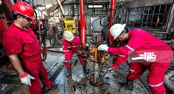 حفر و تکمیل ۹ حلقه چاه نفت و گاز در سال ۱۴۰۰
