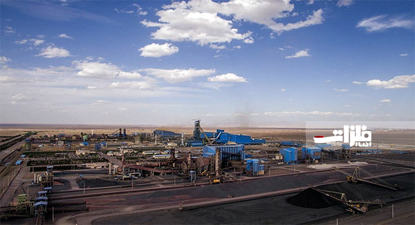 افزایش تولید آهناسفنجی چادرملو