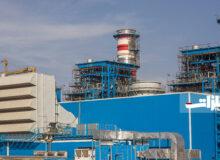تولید برق برق نیروگاه سيكل تركيبي چادرملو افزایش یافت