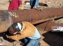 آغاز عملیات اجرایی خط دوم انتقال گاز شمال