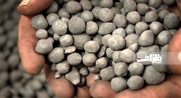 تولید گندله سنگآهن ۱۰ درصد رشد یافت