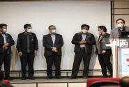 مراسم تجلیل از پرسنل و فعالین حوزه سلامت شرکت گلگهر