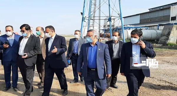 افزایش تولید و صادرات شمش فولاد در استان اردبیل